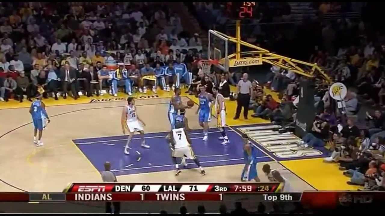 Kobe Bryant Full Series Highlights vs Denver Nuggets 2008 ...