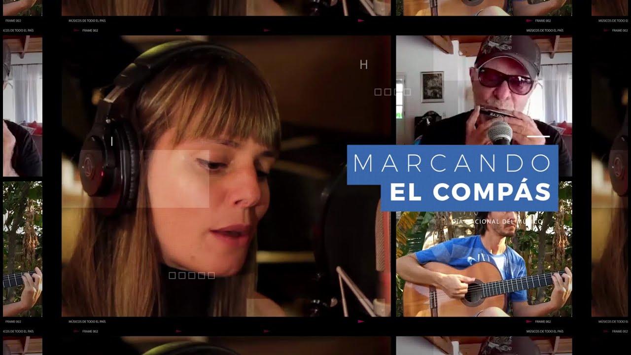 """""""Marcando el Compás"""" especial por el Día Nacional del Músico/a/x en Televisión Pública"""