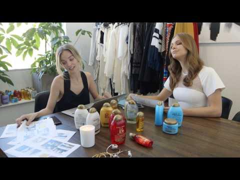 OGX Australia : Nadia Fairfax and Ksenija Lukich  1 of 5
