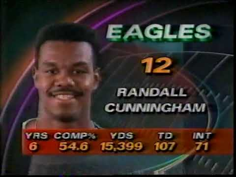 1990 Wild Card Redskins @ Eagles