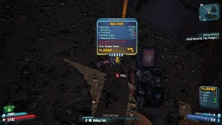 Borderlands 2: Infinity Pistol Farming