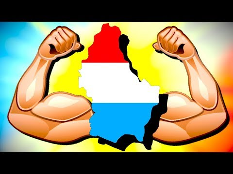 Best A.I. Luxembourg Ever! | Hearts of Iron 4 [HOI4]