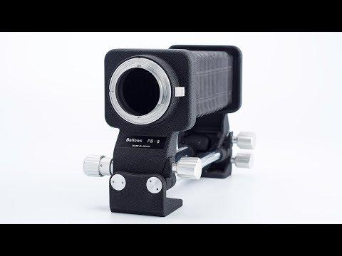 Nikon PB-5 Bellows Review