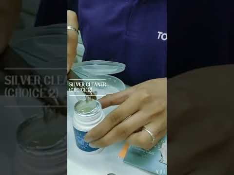How to clean 925 italy silver by sctomsilver
