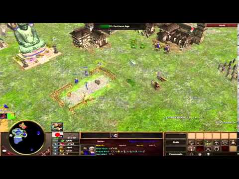 Age of Empires III: The Asian Dynasties - Civilization demo 08-02-07