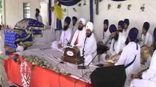 Sant Baba Ranjit Singh Ji at Fresno, CA -  Oct 1, 2010 - PART 8