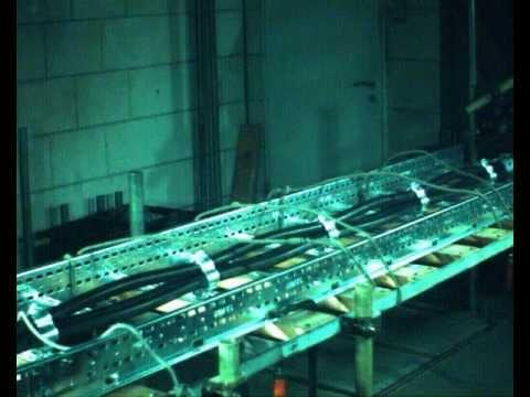 Alpha Trefoil Cable Cleat Short Circuit 30ka Rma Youtube