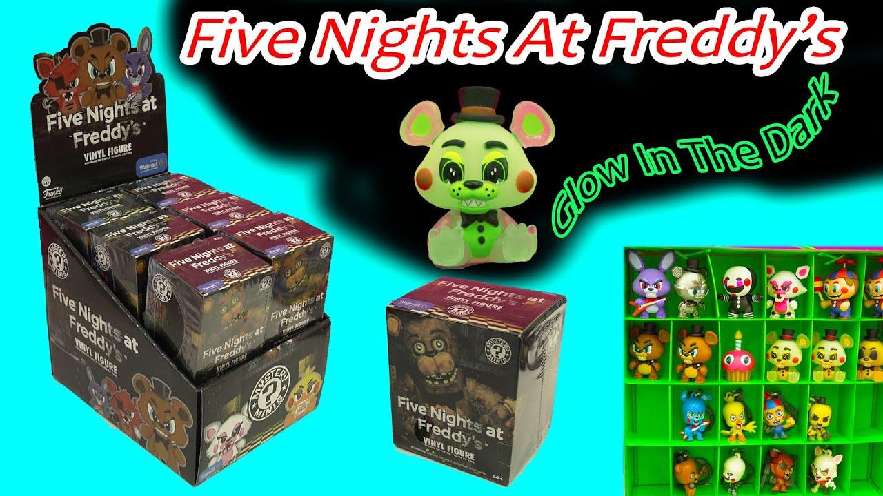 Full Box Funko Mystery Mini Blind Bag Boxes Surprise Five Nights ...