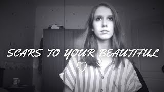 Scars To Your Beautiful - Alessia Cara ( French Version) Cover Elodie Da Costa