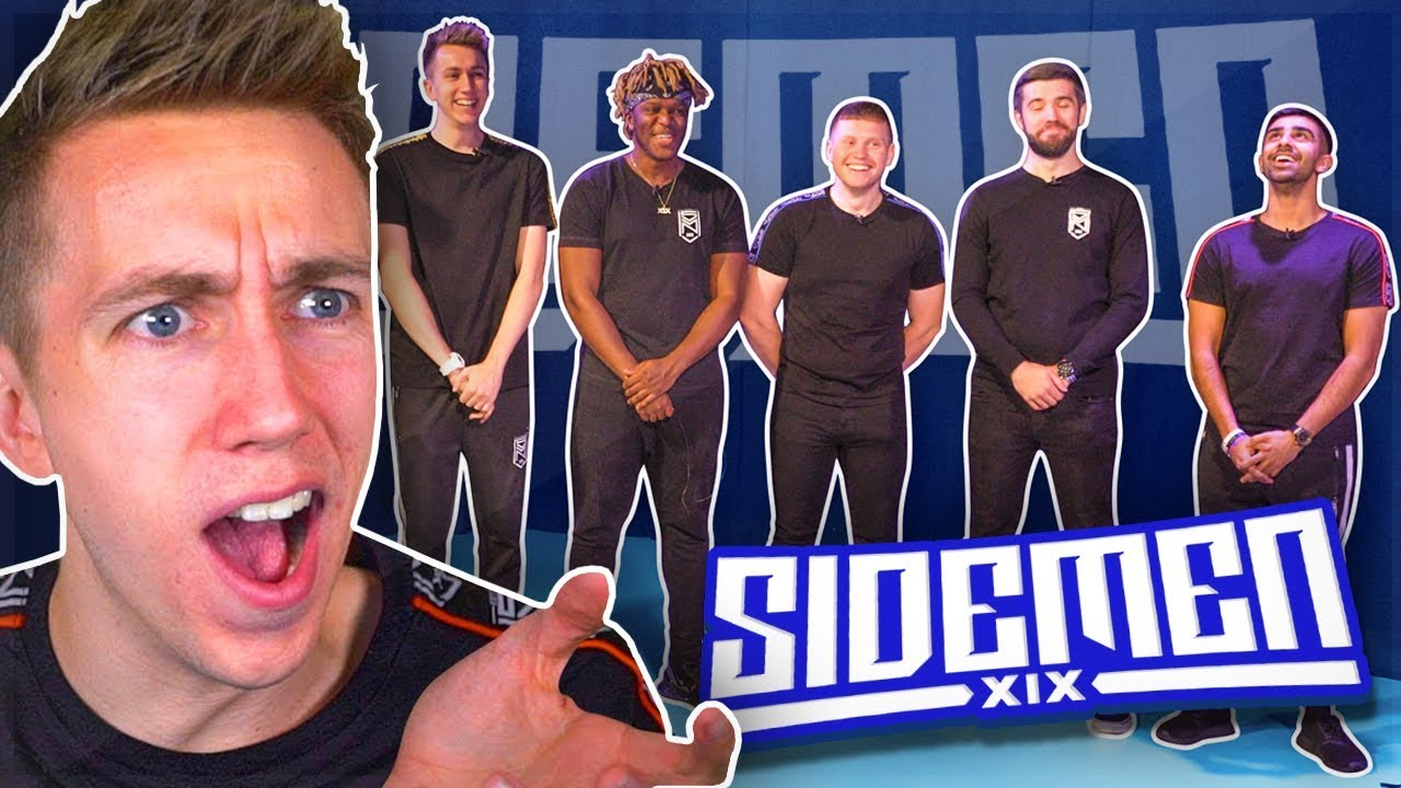 Sidemen Youtube