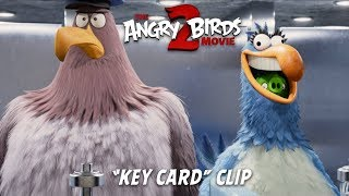 The Angry Birds Movie 2 | Key Card Clip | In Cinemas August 23