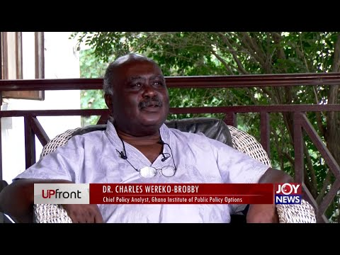 One-On-One with Dr. Charles Wereko-Brobby on the Economy, Governance and Media - Upfront  (20-1-21)