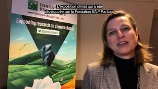 Climate & Biodiversity Initiative - Raphaëlle Dubourdieu, Resp. de l'Engagement de BNP Paribas IDF