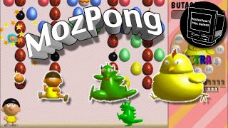 MozPong – Smash Eggs by Headbutting a Pig in this Addictive Breakout Clone for Macintosh and PC