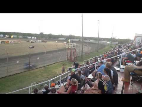 08-06-16 Superbowl Speedway Non Wing Heat #2