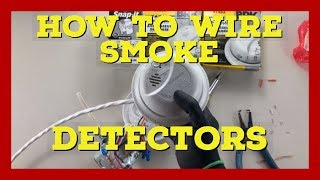 Gambar cover How to wire smoke detectors - smoke detector interconnection - The Electrical Guide