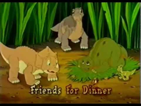 Friends For Dinner The Land Before Time 5