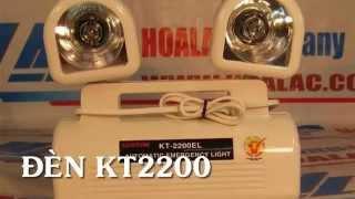 Đèn chiếu sáng khẩn cấp Kentom 2200
