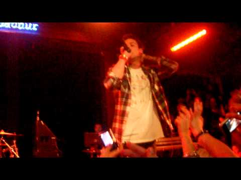T. Mills @ troubadour (2/4/2011) CURE IN MY CUP mp3