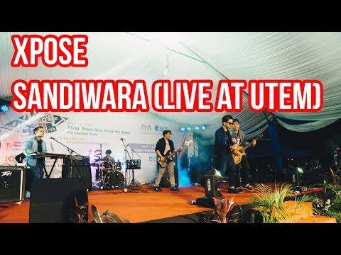 Xpose - Sandiwara (Live at UTeM)