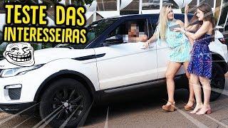 TESTEI SE MINHAS AMIGAS SÃO INTERESSEIRAS!! - TROLLANDO AMIGAS [ REZENDE EVIL ]
