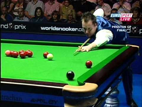Preston Grand Prix 2005. Final. O'Sullivan Vs Higgins.