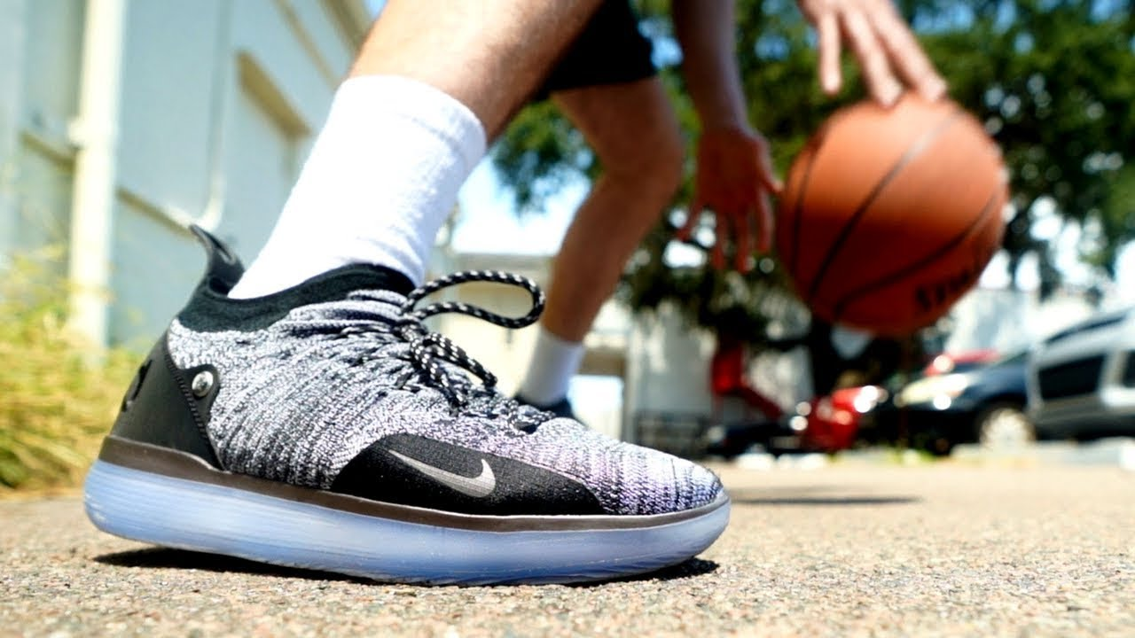 d86a1f594ab6 AFTER PLAYING BASKETBALL IN THE NIKE KD 11! MY INITIAL THOUGHTS ...