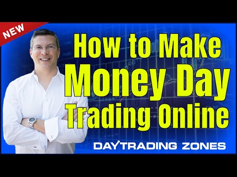 How To Make Money Day Trading Online