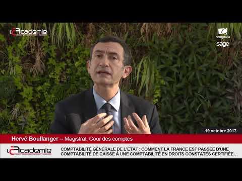 Les Entretiens de l'Académie : Hervé Boullanger