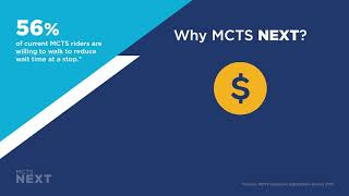 Overview of MCTS NEXT