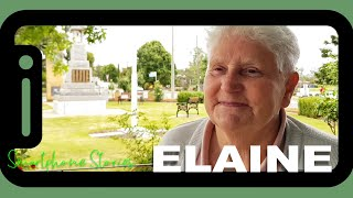 "Smartphone Stories - Strathbogie - Elaine - ""The Memorial"""