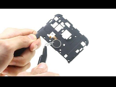 LG Nexus 5X Fingerprint Scanner Replacement Tutorial