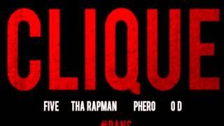 Terry Tha Rapman, OverDose, Pherowshuz Ft Five     Clique