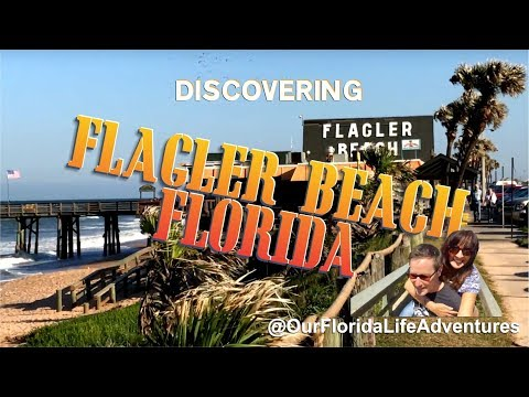 Flagler Beach, Florida - Best of Florida Travel -  Discovering Florida Travel Destination