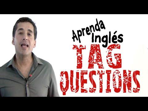 La forma más fácil de aprender TAG QUESTIONS