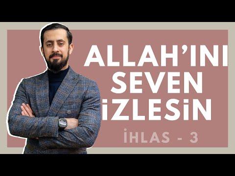 ALLAH'INI SEVEN İZLESİN - [İhlas 3 - Kuvvet hakta ve ihlastadır] | Mehmet Yıldız