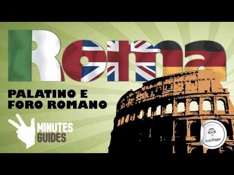 3minutesguides Roma Palatino e Foro Romano