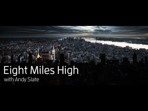 Eight Miles High 097 (with Andy Slate) 03.01.2017