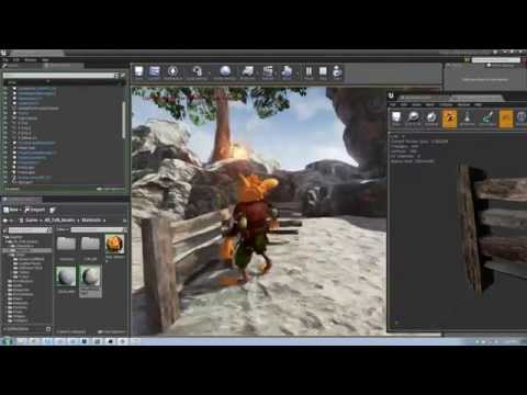 Live Build - UE4Realistic Shaders and Assets (Casual)