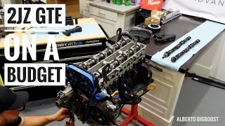 homepage tile video photo for HOW TO CONVERT YOUR 2JZ GE TO GTE ULTIMATE BUDGET SOLUTION (ADAPTING A CAM SENSOR / HOME SIGNAL)