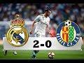REAL MADRID VS GETAFE  2-0 All GOALS & HIGHLIGHT HD 🔥🔥🔥