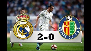 Download Video REAL MADRID VS GETAFE  2-0 All GOALS & HIGHLIGHT HD 🔥🔥🔥 MP3 3GP MP4