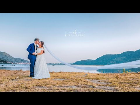 Wedding Story || Hanock & Manju || Nepali christian wedding ceremony