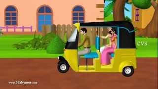 Learn Transport Vehicles for children - 3D Animation English preschool