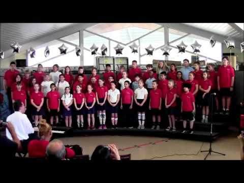 """The Christmas Song"" Plato Academy Seminole Chorus"