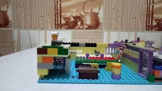Лего самоделка на тему Великая Отечественная Война