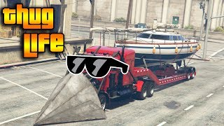 GTA 5 ONLINE : THUG LIFE AND FUNNY MOMEN...