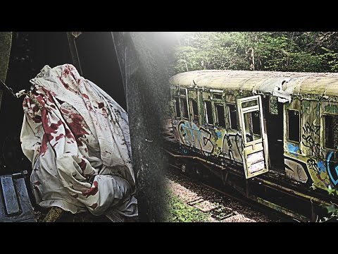 real-dead-body-found-whilst-exploring-abandoned-train!-(not-clickbait!)