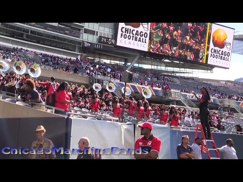 Tri Cities High School Band 2016 - The Horse