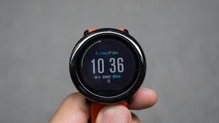 Tinhte.vn - Trên tay đồng hồ chạy bộ Xiaomi Amazfit